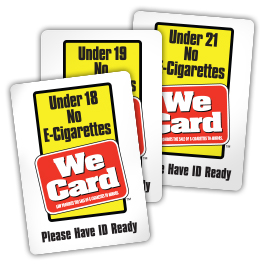 e-Cig and Vapor Central | We Card
